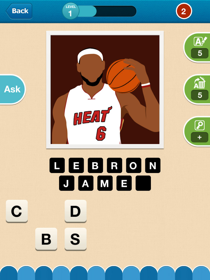 Cartoon Characters App : Guess the cartoon character answers level