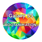 Galaxy S5 Bootanimation CM12
