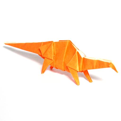 App Insights Origami Dinosaur 7