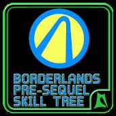 Skill Tree - BL Pre Sequel