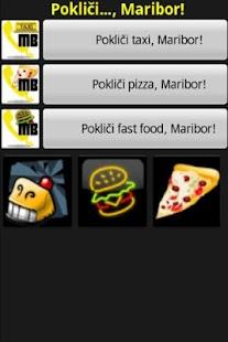 Pokliči..., Maribor!- screenshot thumbnail
