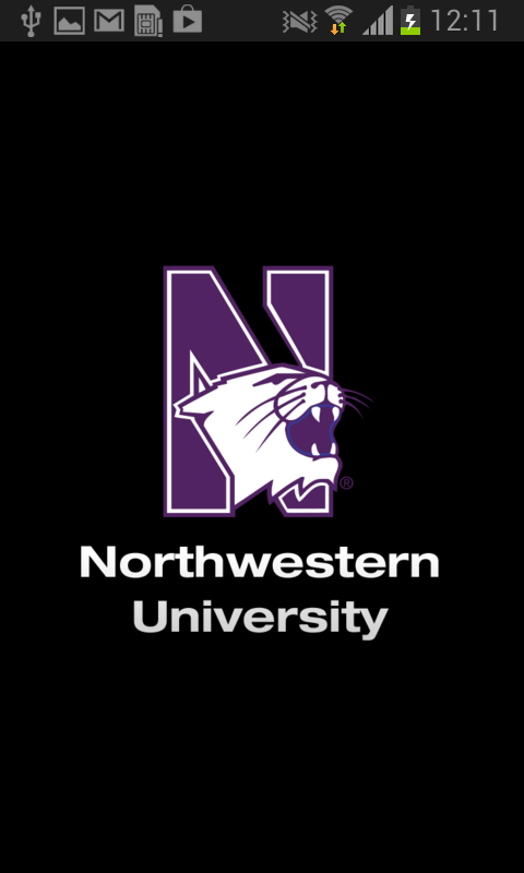 Northwestern Athletics - screenshot