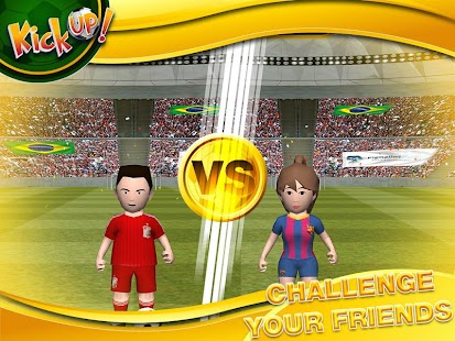 Kick Up! Soccer Juggle Tricks- screenshot thumbnail