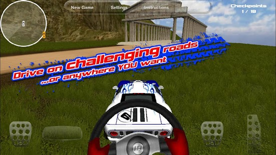 Island Racer Lite - screenshot thumbnail