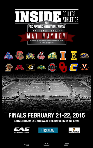 ICA Mag 2014-15 National Duals