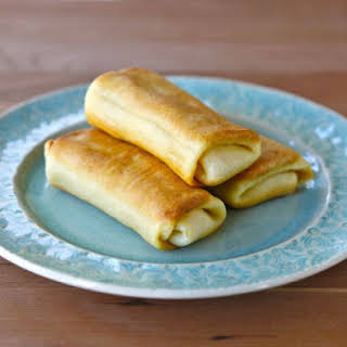 Ratner's Cheese Blintzes.