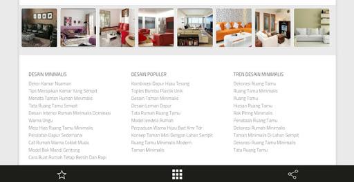 Desain Rumah dan Interior