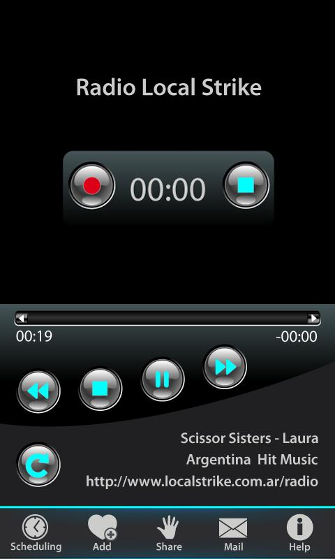 V Radio Recorder Free - screenshot