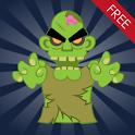 Tap Zombie Free icon