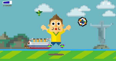 Run Ronaldinho football game! 1.0 screenshot 43000