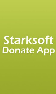 Donate App - screenshot thumbnail