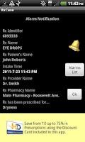 Screenshot of RxCase Minder®