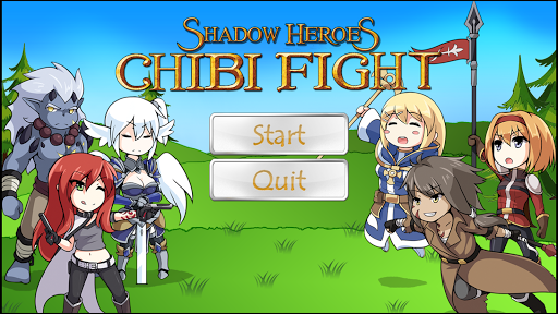Shadow Heroes: Chibi Fight