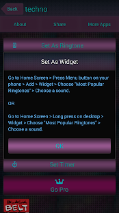 Most Popular Ringtones - screenshot thumbnail