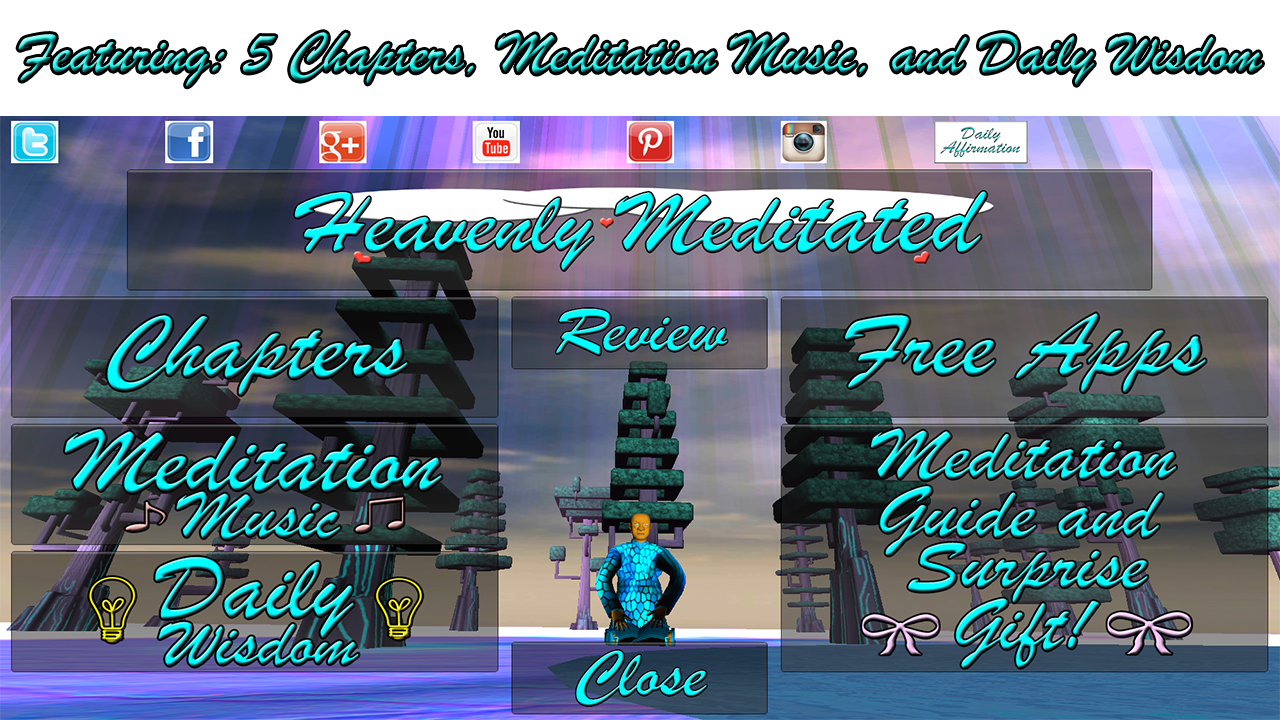 Heavenly Meditated- screenshot