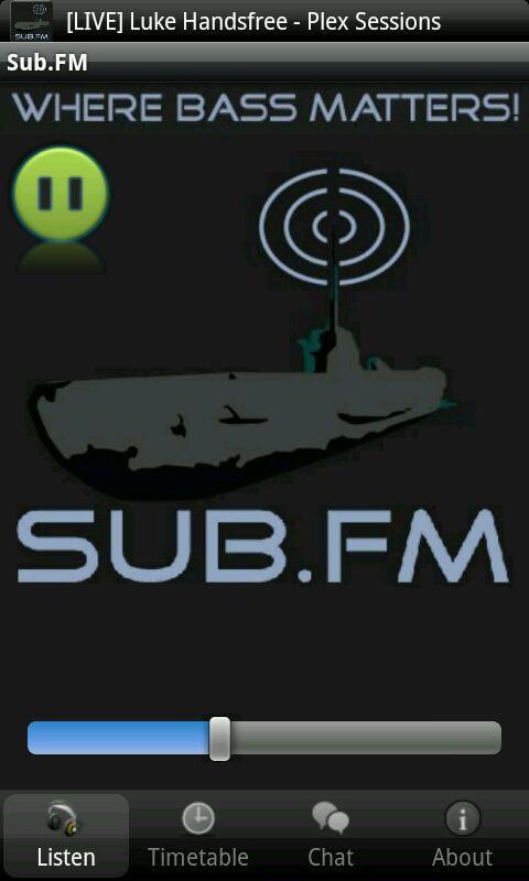 Sub FM- screenshot
