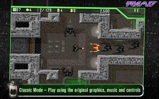 Screenshot of Alien Breed