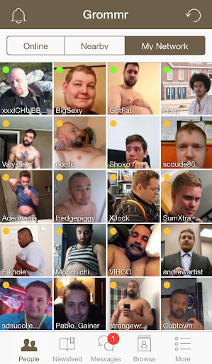 GROMMR: Gay Gainers & Bellies  screenshots 1