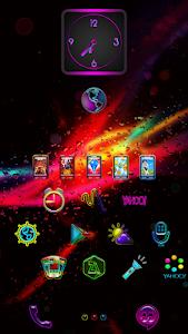 Super Neon icons pack v1.0.1