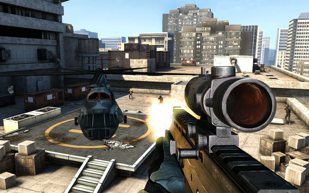 modern combat 4 gratis iphone
