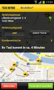 Taxi 40100 - screenshot thumbnail