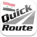 Quick Route Syria icon