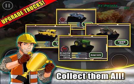 Big Truck Driving 3D Free Game 1.9 screenshot 96126