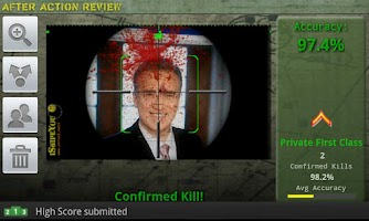 Screenshot of iSnipeYou (Lite)