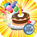 PicSpeak Birthday Greetings icon