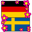 German-Swedish Dictionary logo