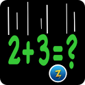 Falling Math icon