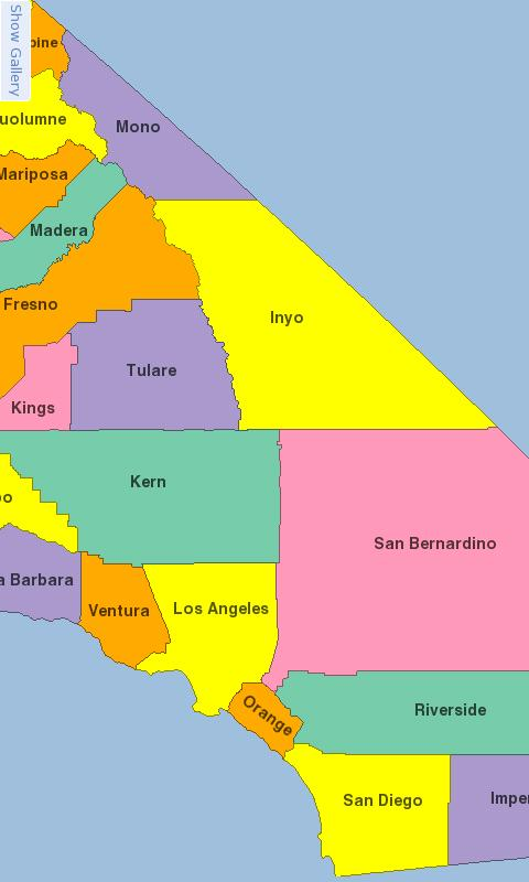 California Map Puzzle Android Apps On Google Play - Califonia map