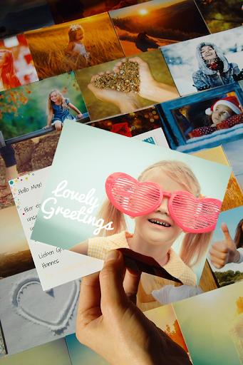 PokaMax Postcards
