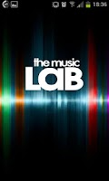 Screenshot of MusicLab