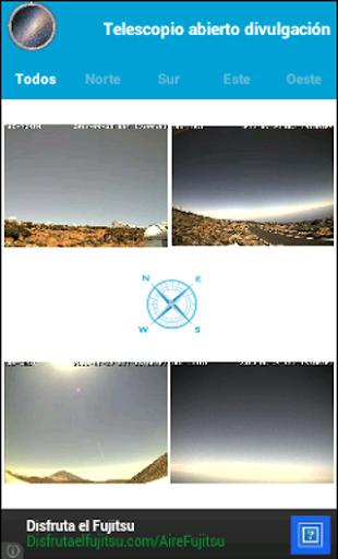Telescopio Abierto Divulgación