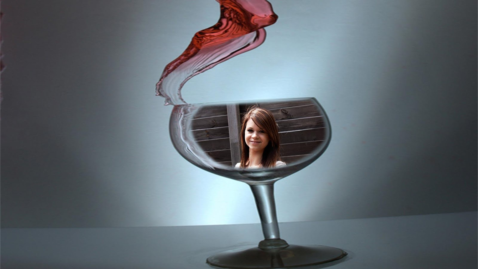 Wine Glass Photo Frame Android Apps On Google Play