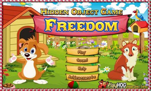 Freedom - Free Hidden Objects