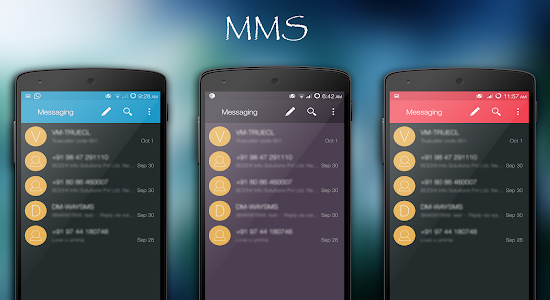 MIUI6 Dark CM11 - PA THEME v2.5