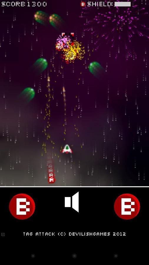 Tag Attack- screenshot