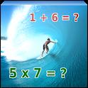 Math + Algebra Surfer