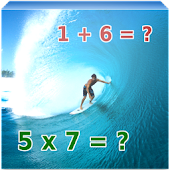 Math + Algebra Surfer