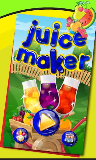榨汁機烹飪遊戲