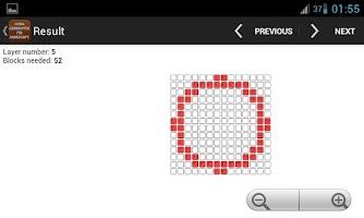 Screenshot of Voxel Generator for Minecraft