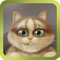 Animated Kitten Live Wallpaper icon