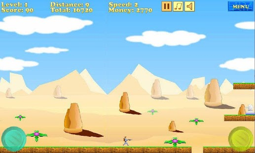 Jet Runner- screenshot thumbnail