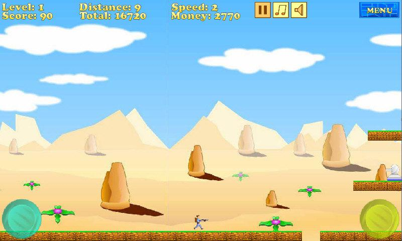 Jet Runner - screenshot