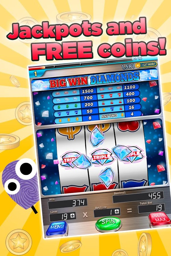 3-Reel Slots Deluxe - screenshot