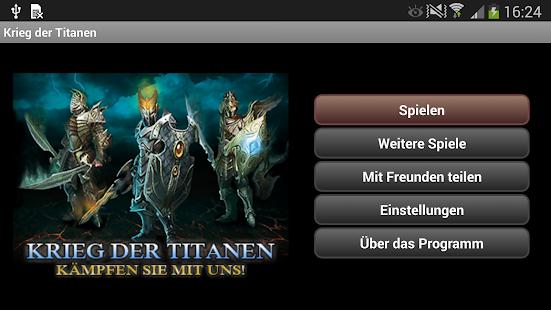 Krieg der Titanen - screenshot thumbnail