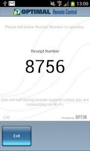 Optimal Remote for Samsung- screenshot thumbnail