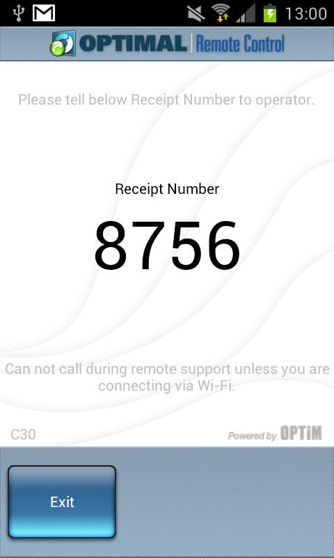 Optimal Remote for Samsung- screenshot